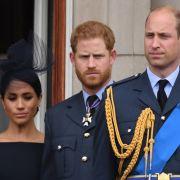 Prophezeit Kates Mann die Trennung von Prinz Harry und Meghan? (Foto)