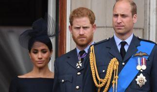Prinz William ist der Meinung, Harry und Meghan hätte ihre Beziehung überstürzt. (Foto)