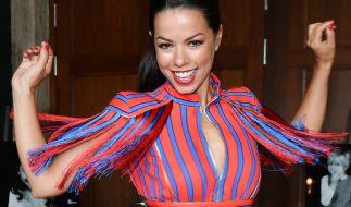 Fernanda Brandao ist nicht nur als Sängerin und Tänzerin, sondern auch als Fitnesstrainerin erfolgreich. (Foto)