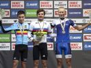 Der belgische Radprofi Bjorg Lambrecht (li.) ist bei der Polen-Rundfahrt 2019 tödlich verunglückt. (Foto)