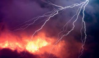 Tief Xaver bringt schwere Gewitter nach Deutschland. (Foto)