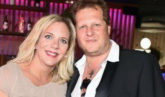 Ein Bild aus glücklichen Tagen: Daniela Büchner mit Ehemann Jens Büchner. (Foto)