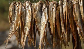 Aktuell werden Trockenfisch-Produkte zurückgerufen. (Foto)
