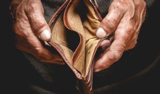 Aktuelles Einkommen reicht oft nicht für gute Rente. (Foto)