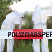 Männliche Leiche vor Gohliser Kneipe entdeckt (Foto)