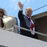 Scheidung von Mann Donald Trump? HIER ließ sie ihn erneut abblitzen (Foto)