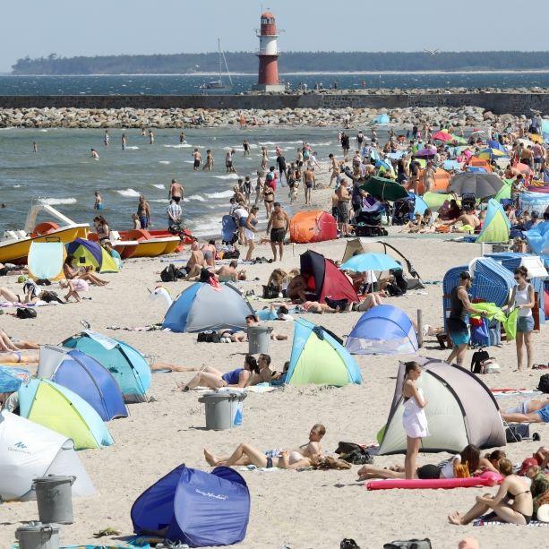 Frau stirbt durch Bakterien in der Ostsee (Foto)