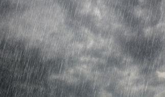 Regen im Anmarsch! (Foto)