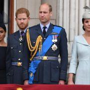 Ausraster von Prinz Harry! Sind sie DESWEGEN verkracht? (Foto)