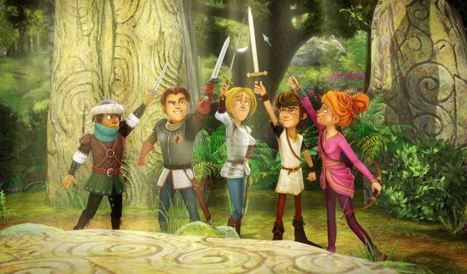 """""""Arthur und die Freunde der Tafelrunde"""" am Mittwoch verpasst?"""