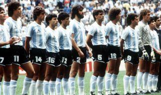 Der argentinische Fußballstar José Luis Brown ist tot. (Foto)