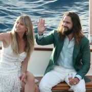 Nippel-Alarm! Tom Kaulitz' Ehefrau Heidi lässt HIER tief blicken (Foto)