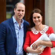 Planen Prinz William und Herzogin Kate ein 4. Baby?