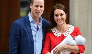Planen Prinz William und Herzogin Kate ein 4. Baby? (Foto)