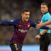 Coutinho change to Bayern depending on Neymar.