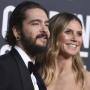 Seit 03. August 2019 Mann und Frau: Tom Kaulitz und Heidi Klum. (Foto)