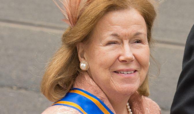 Prinzessin Christina (72) ist tot