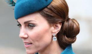 Was wohl Herzogin Kate über all die fiesen Gerüchte denkt? (Foto)