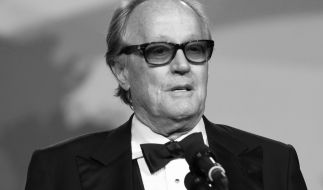 Schauspieler Peter Fonda ist gestorben. (Foto)