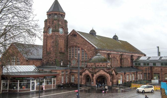 Tragödie am Hauptbahnhof Gießen