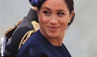 Meghan Markle ist seit über einem Jahr Mitglied des britischen Königshauses. (Foto)