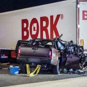 Janine Pink ahnungslos - Unfallauto war ein Leihwagen (Foto)