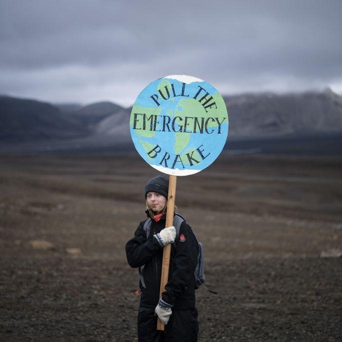 """Island erklärt ersten Gletscher offiziell für """"tot"""" (Foto)"""