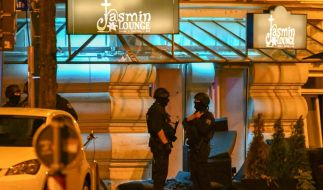 In Magdeburg gab es Schüsse vor einer Shisha-Bar. Die Polizei griff ein. (Foto)