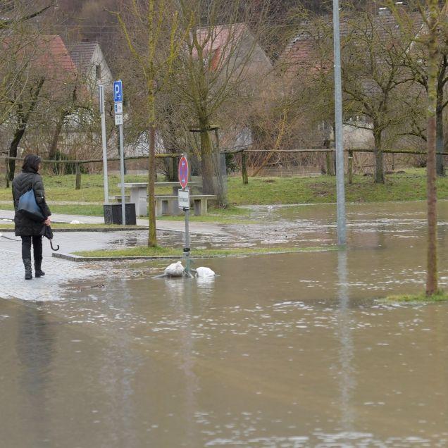Warnung vor Überschwemmungen! HIER drohen heftige Gewitter (Foto)