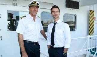 Florian Silbereisen wird Kapitän auf dem Traumschiff. Oliver Kalkofe dazu: Ahoi, Capitain SilberEi! (Foto)