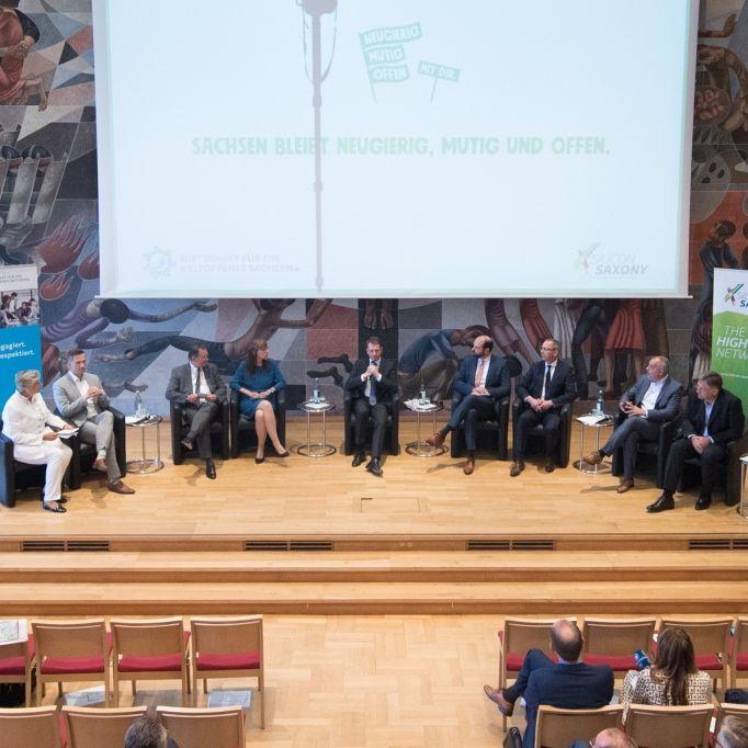 Kretschmer, Dulig, Gebhardt und Co: Das sind die Spitzenkandidaten (Foto)