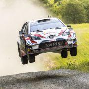 Die Rallye-WM live! 3. Sieg in Folge für Ott Tänak, Dreifachsieg für Toyota (Foto)