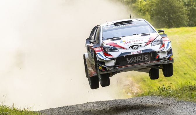 WRC Rallye Deutschland 2019 via Live-Stream und TV