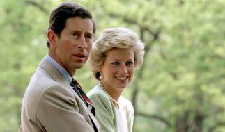 Prinzessin Diana und Prinz Charles ließen sich 1996 scheiden. Was war der Grund? (Foto)