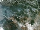 Flammen-Hölle in Brasilien