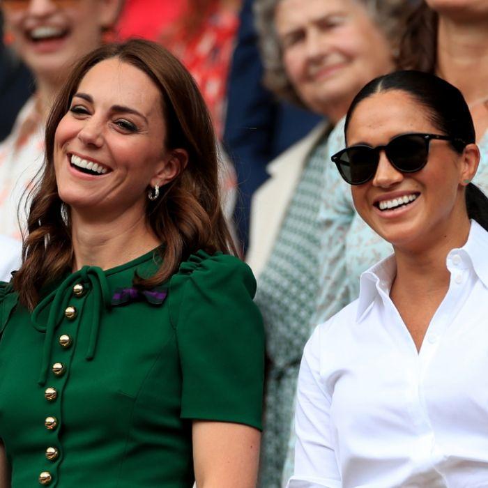 Werden die Herzoginnen jetzt doch noch Freunde? (Foto)