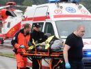 Im Tatra-Gebirge im südlichen Polen sind nach heftigen Unwettern mehrere Menschen ums Leben gekommen. (Foto)