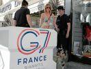 Der G7-Gipfel 2019 in Biarritz erfordert ein großes Polizeiaufgebot. (Foto)