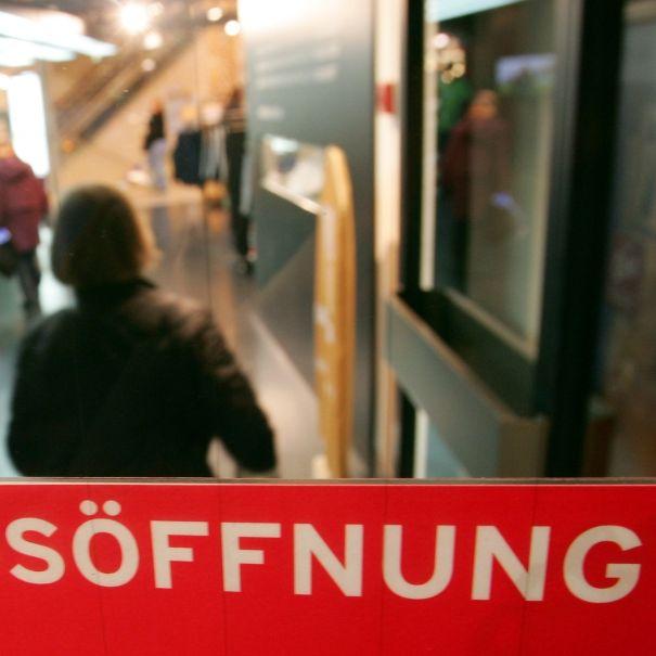 Wo und wann ist heute verkaufsoffen in Deutschland?Sonntagsverkauf! (Foto)