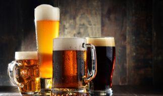 Rewe muss aktuell ein Bier zurückrufen. (Foto)