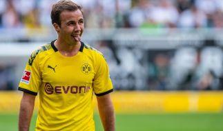 Die Vertragsverhandlungen zwischen Mario Götze und Borussia Dortmund sind ins Stocken gekommen. (Foto)
