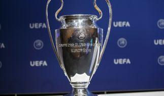 Wer schnappt sich in diesem Jahr den Champions-League-Pokal? (Foto)