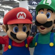 Super Mario und Luigi starten ihre Karts bald auf Ihrem Smartphone. (Foto)
