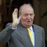 Ehemaliger König von Spanien versehentlich für tot erklärt (Foto)
