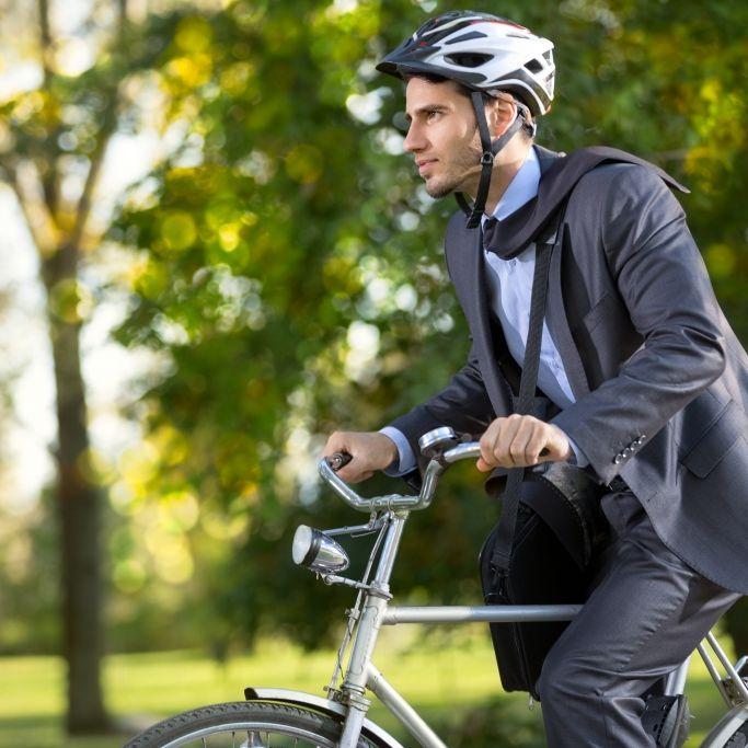Grünen-Politiker fordert mehr Urlaub für Radfahrer (Foto)