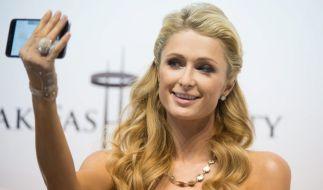 Paris Hilton zeigt sich ein weiteres mal tierlieb auf Instagram. (Foto)
