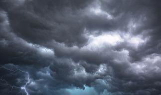 Heftige Unwetter haben Deutschland fest im Griff. (Symbolbild) (Foto)