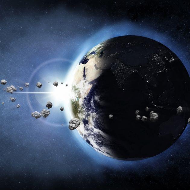 Nasa-Alarm! DIESE Weltraum-Giganten rasen auf die Erde zu (Foto)