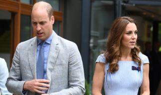 Kate Middleton und Prinz William sorgten mal wieder für unschöne Schlagzeilen. (Foto)