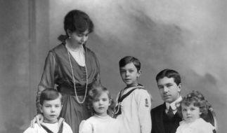 Kronprinzessin Margaret und ihre Familie (Foto)